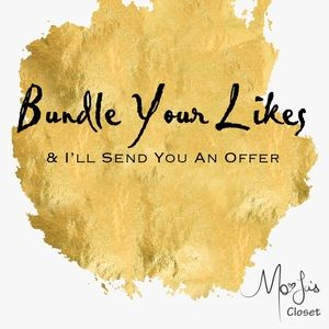 """Click """"Add to Bundle"""" & I'll Send You An Offer"""